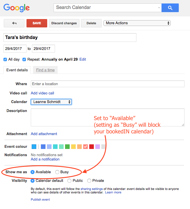 appointment_scheduling_calendar_sync_unblocking_in_bookedin_for_google_calendar.png