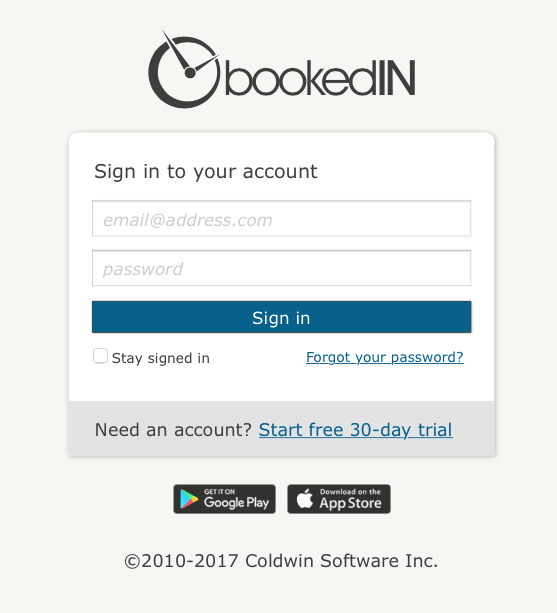 bookedIN_login_page.PNG